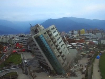 Rescuers Scramble to Find Survivors After Quake