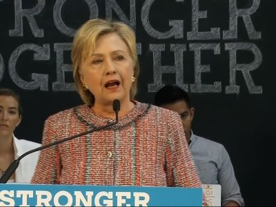 Clinton on Benghazi: 'It's Time to Move On'