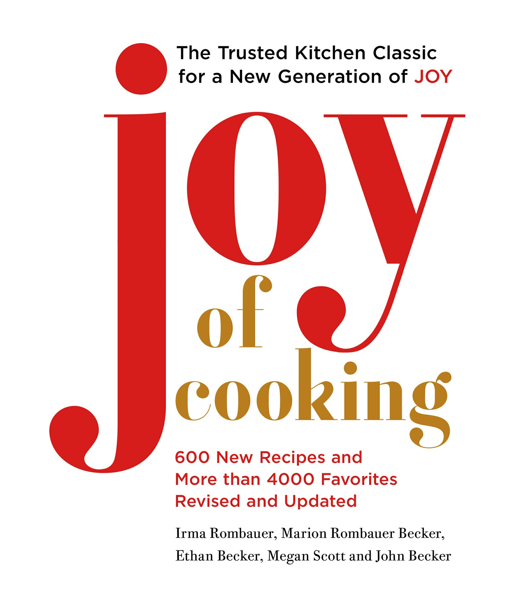 Hot stuff: New 'Joy of Cooking' coming out in November