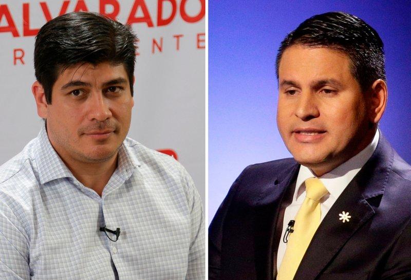 Carlos Alvarado, Fabricio Alvarado