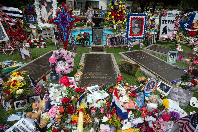 Elvis Presley, Meditation Garden