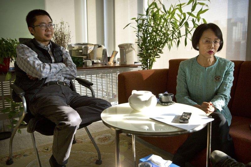 Hu Shuli, Wang Shuo