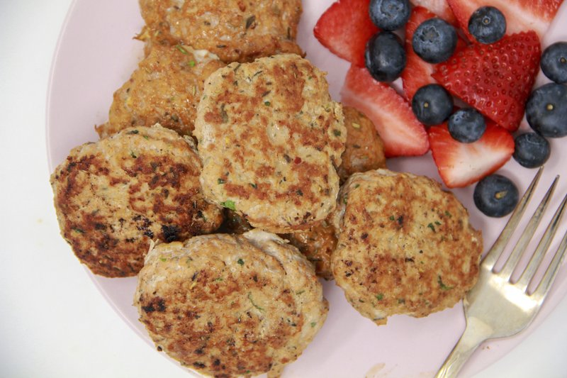 Making your own breakfast sausage patties is quick and smart