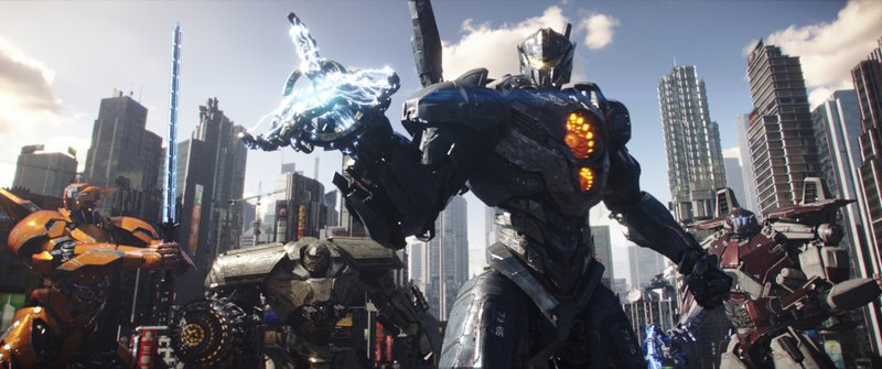Pacific Rim: Next Movie after 'Black Panther'