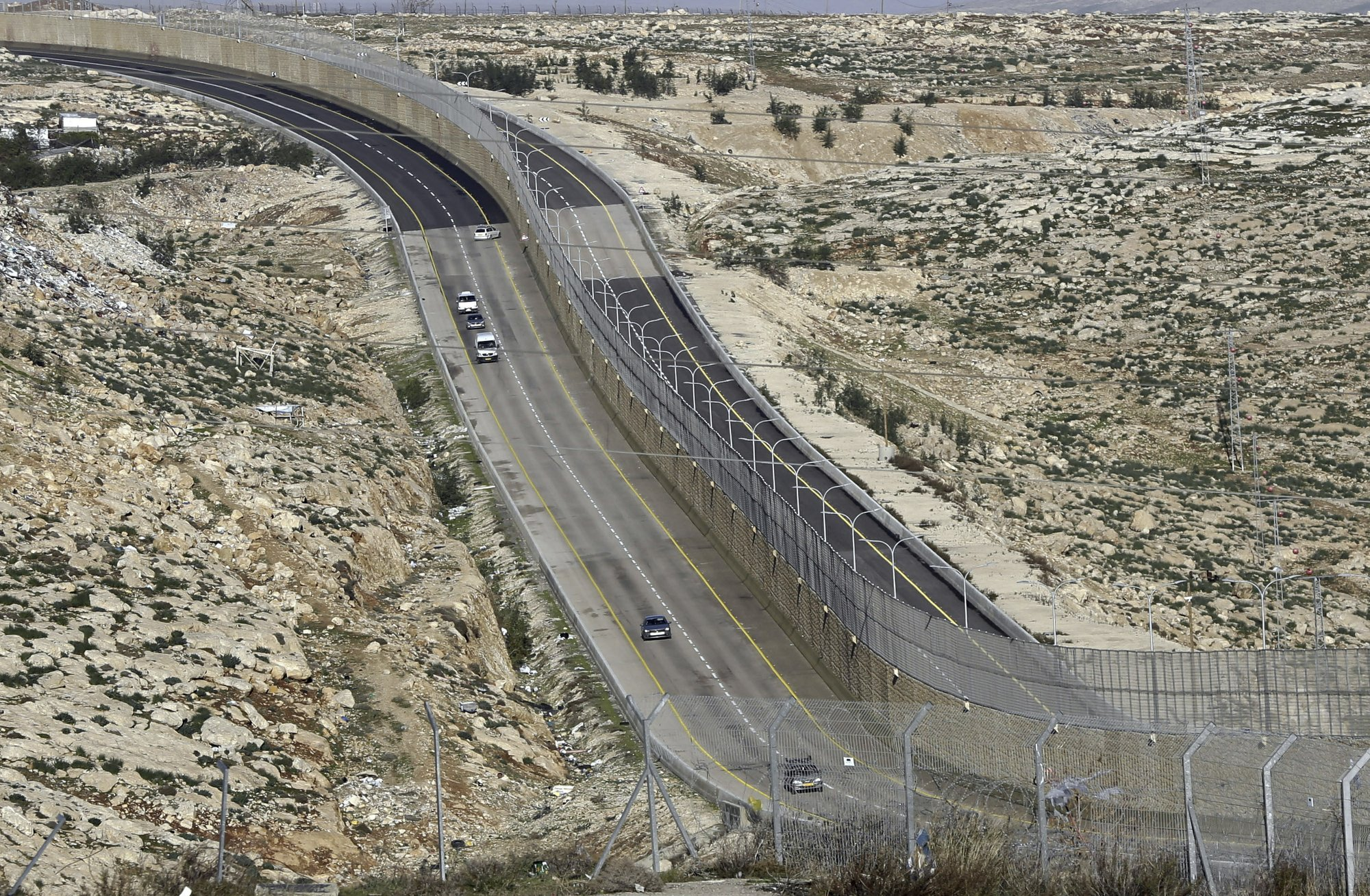 Trump's election has boosted Israeli settlement construction