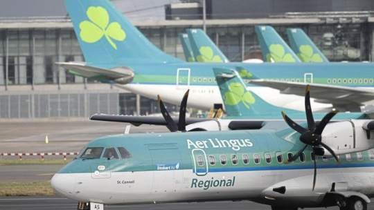 Report: Pittsburgh could get nonstop flight to Dublin