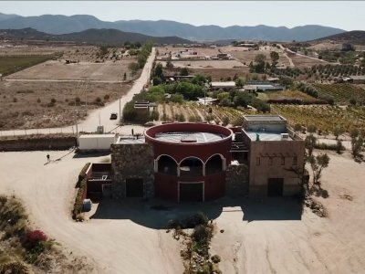 AP Travel: Wine lovers, foodies flock to Baja's Valle de Guadalupe