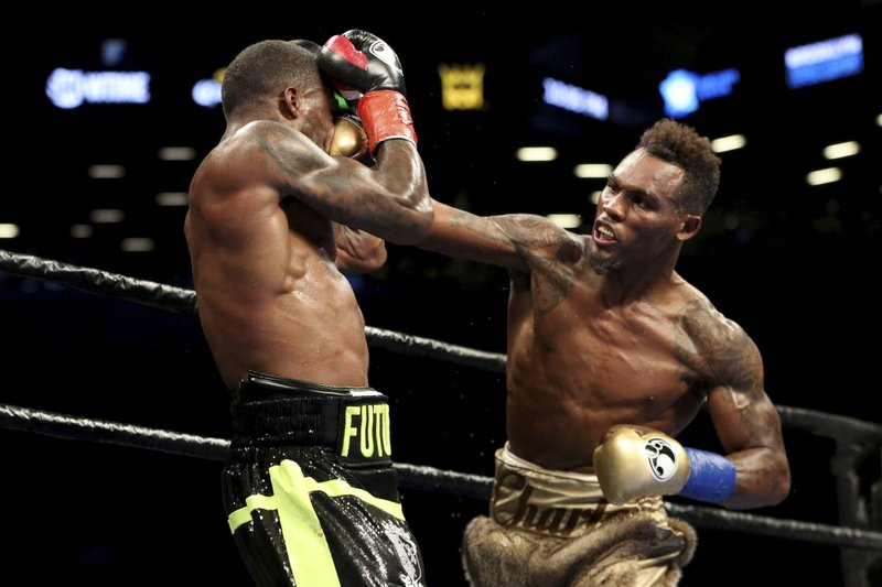 Jermell Charlo, Charles Hatley