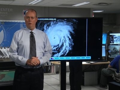 Forecaster: Florence could bring flash flooding