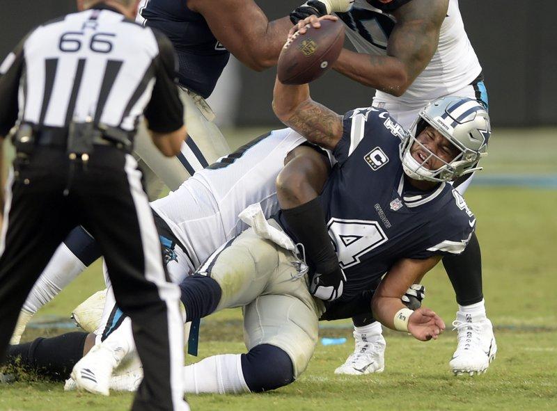 Cowboys Struggle In Start Of Post Bryant Witten Era