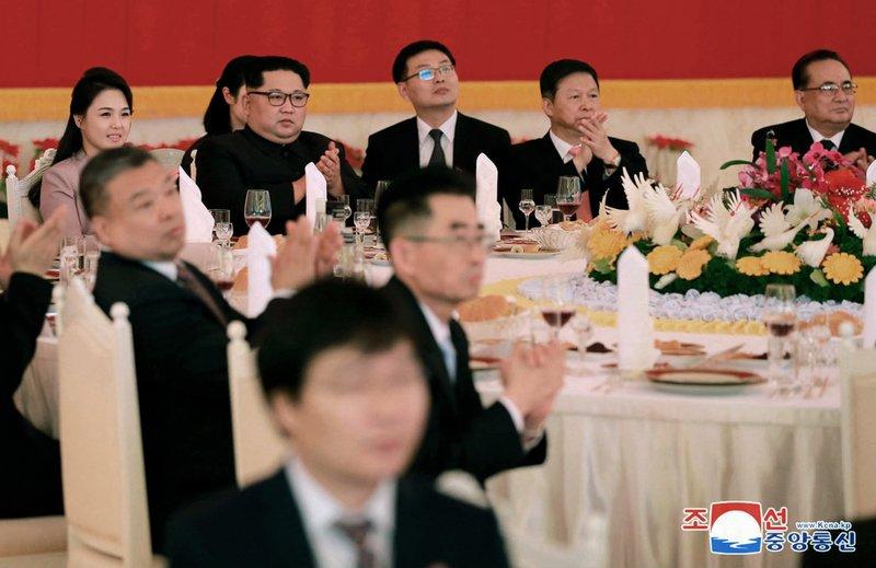 Song Tao, Kim Jong Un