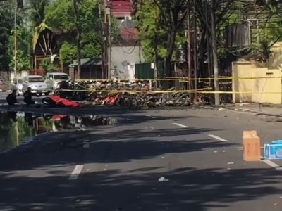 Islamic State Claims Indonesia Church Bombings