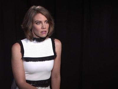 Lauren Cohan embraces change with new roles