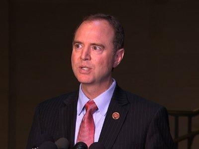 Schiff: NY Times Report 'Disturbing Allegation'