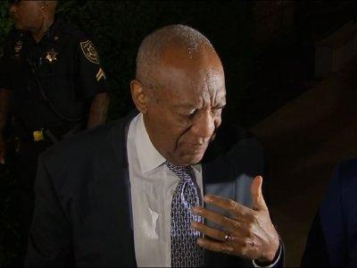 Jurors at Impasse, Cosby Speaks to Media