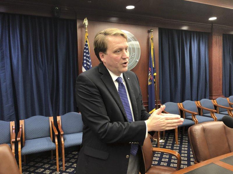The Latest Whitmer Threatens Veto Of Car Insurance Bill