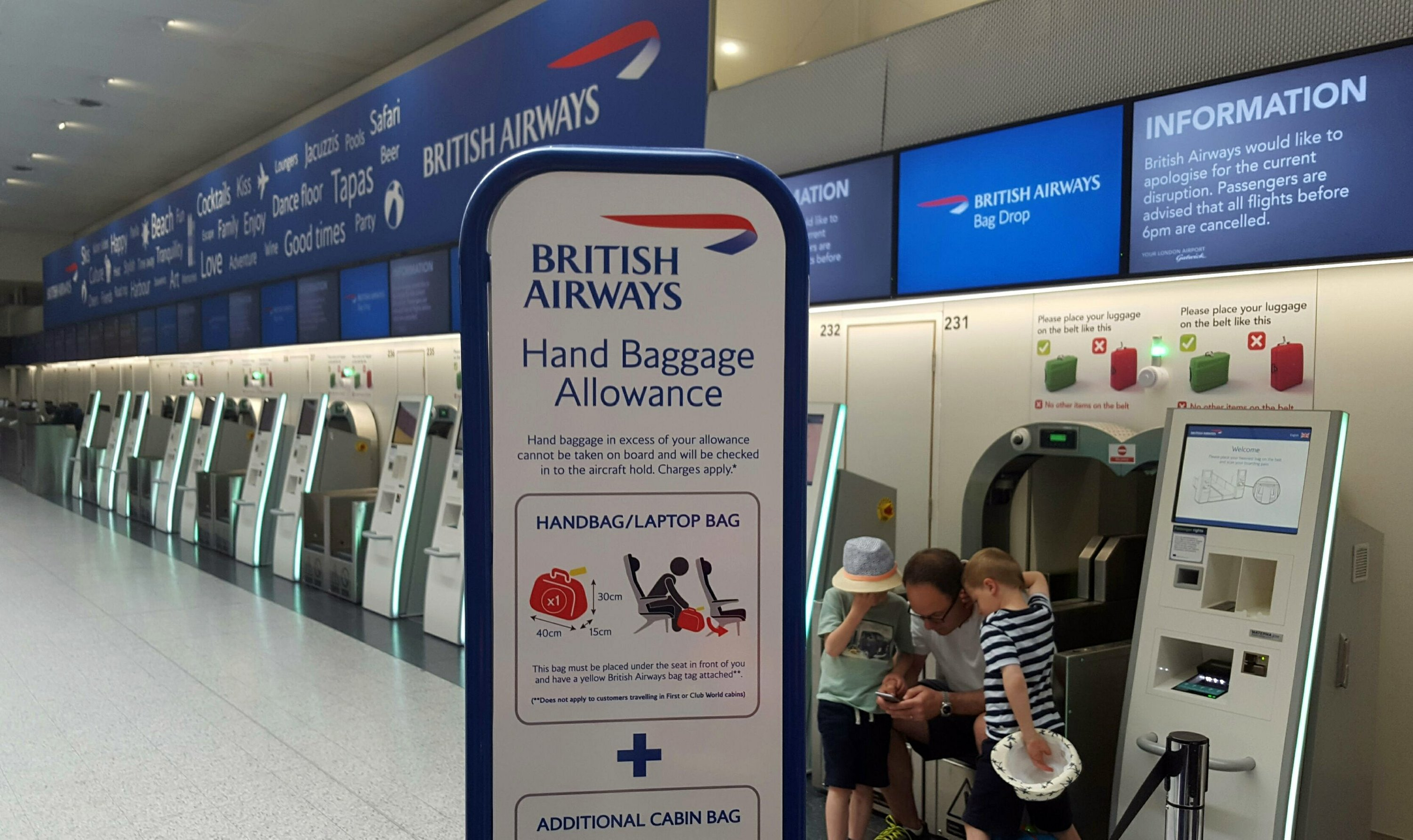 BA outage creates London travel chaos; power issue blamed