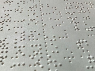 Braille Literacy Facing Record Low Turns to Tech