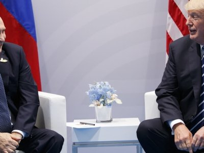 Analysis: Trump and Putin Meet Face-to-Face