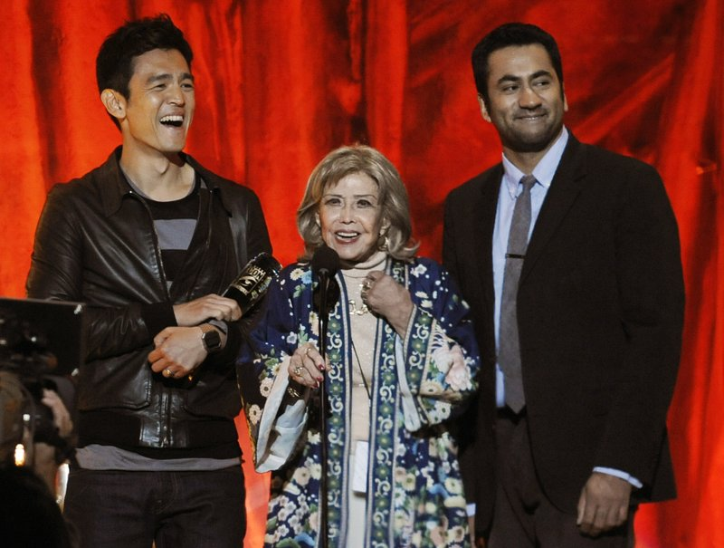 John Cho, Kal Penn, June Foray