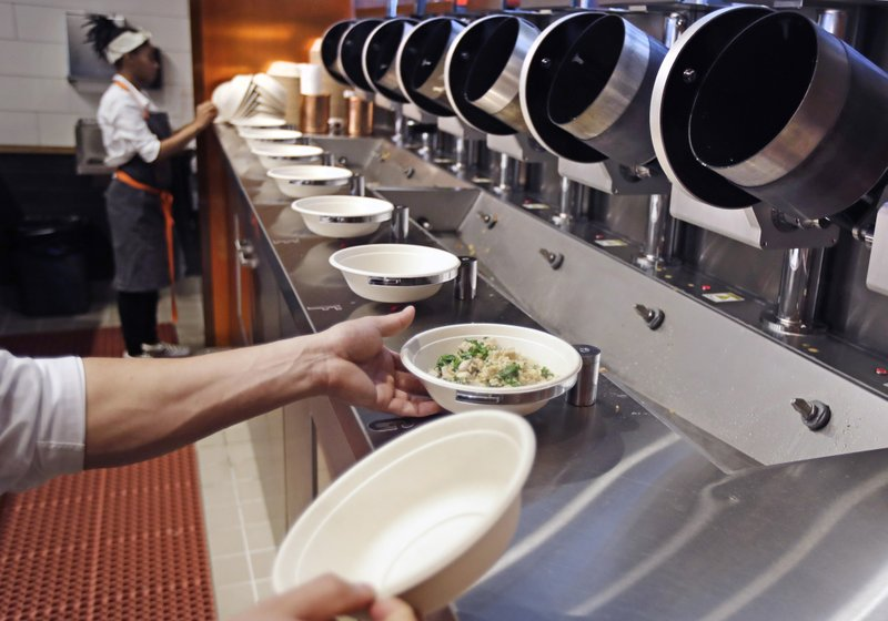 Robot Fast Food Chefs Hype Or A Sign Of Industry Change