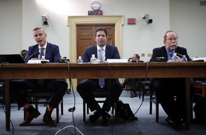 Troy Hunt, Ed Mierzwinski, Jeremy Grant