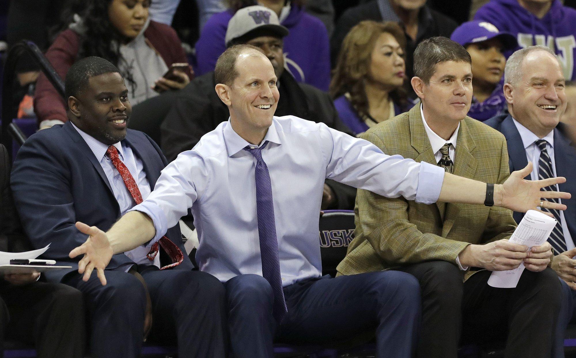 a28230440c47 No. 25 Washington believes NCAA drought ends this season