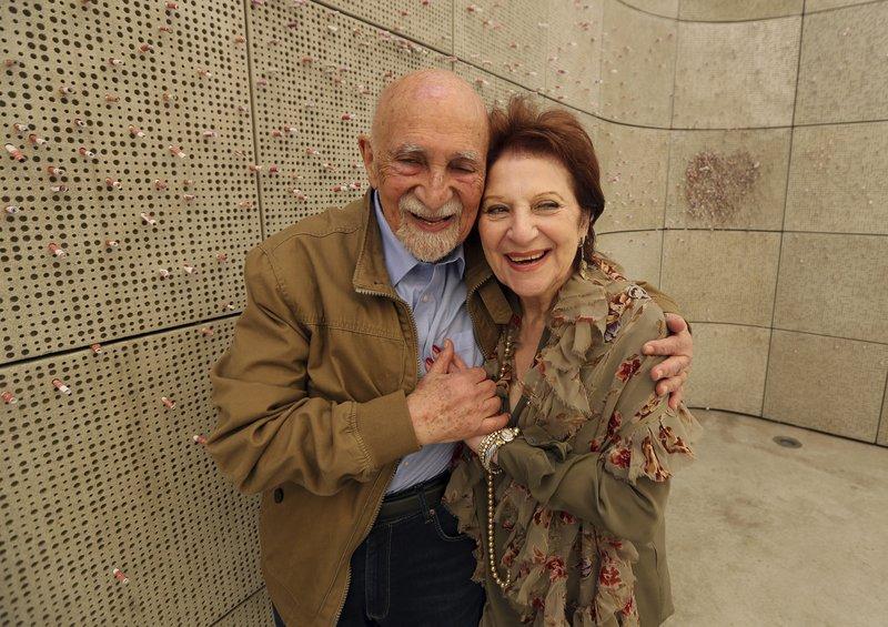 Simon Gronowski, Alice Gerstel Weit