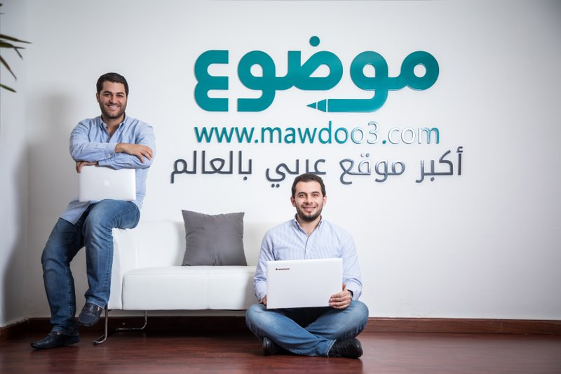 ADDING MULTIMEDIA Mawdoo3: World's Biggest Arabic Website Raises $13.5m from British and American VC funds