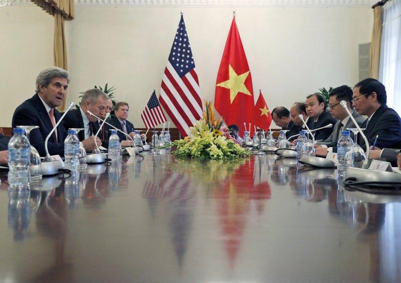 John Kerry, Bui Thanh Son