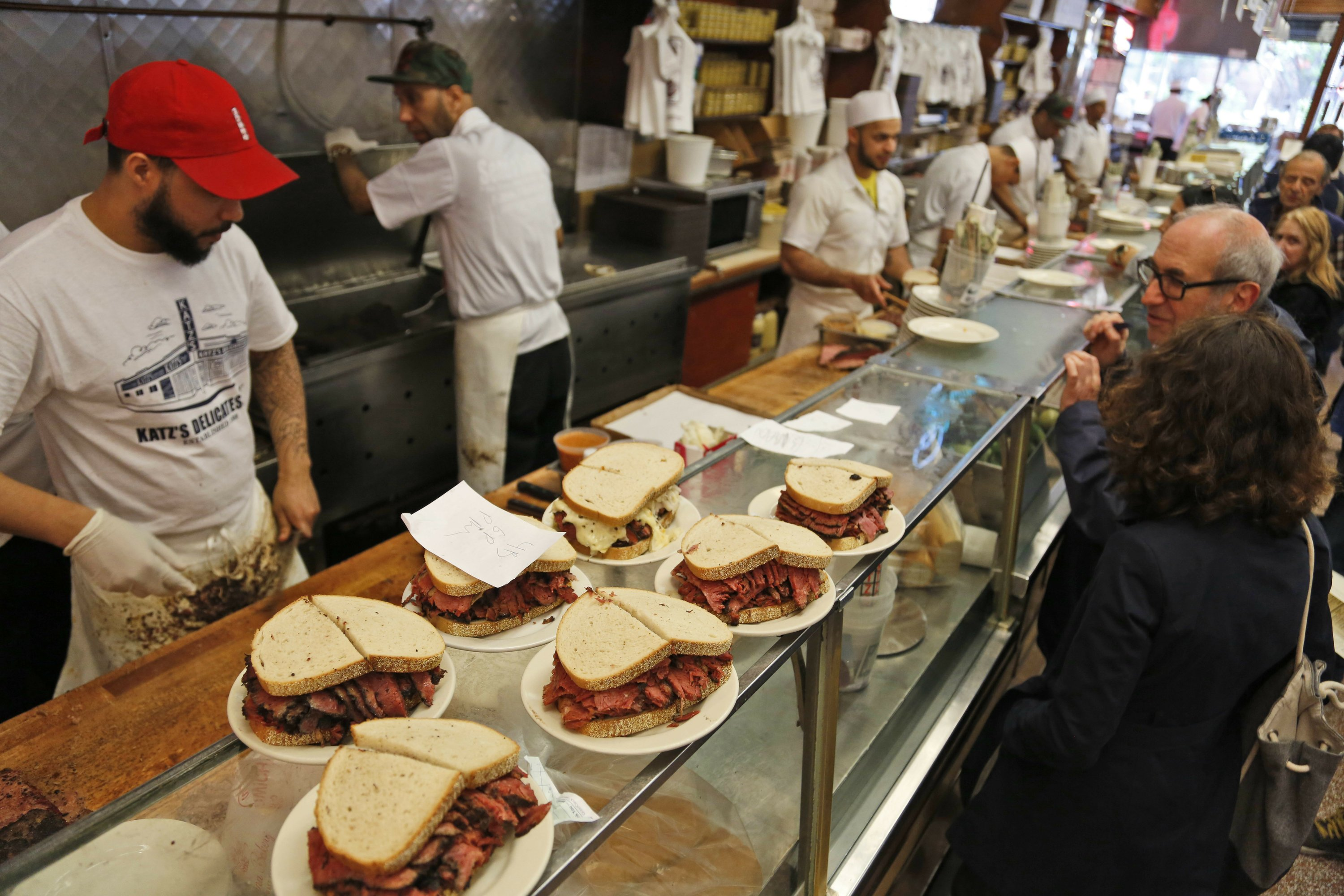 Katz's Deli to offer a taste of a its famous menu _ by mail