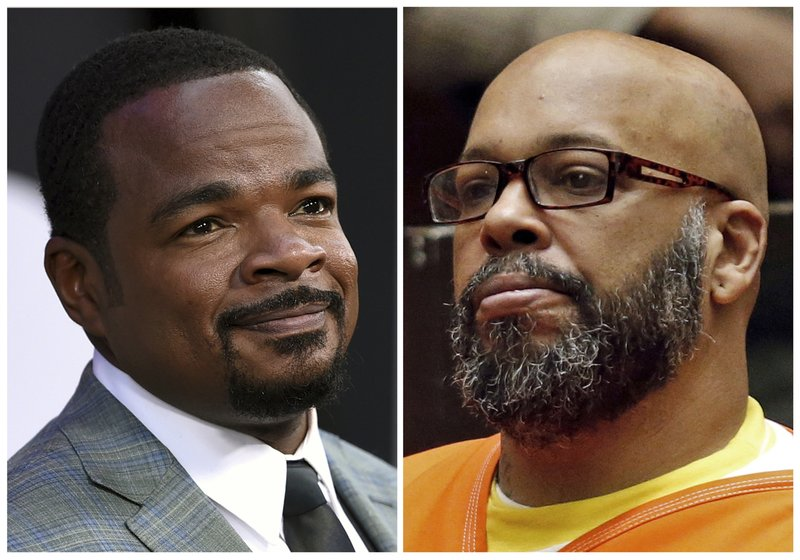 "F. Gary Gray, Marion ""Suge"" Knight"