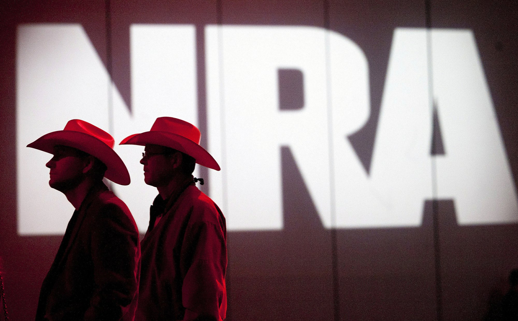 NRA sues Los Angeles over disclosure law for contractors