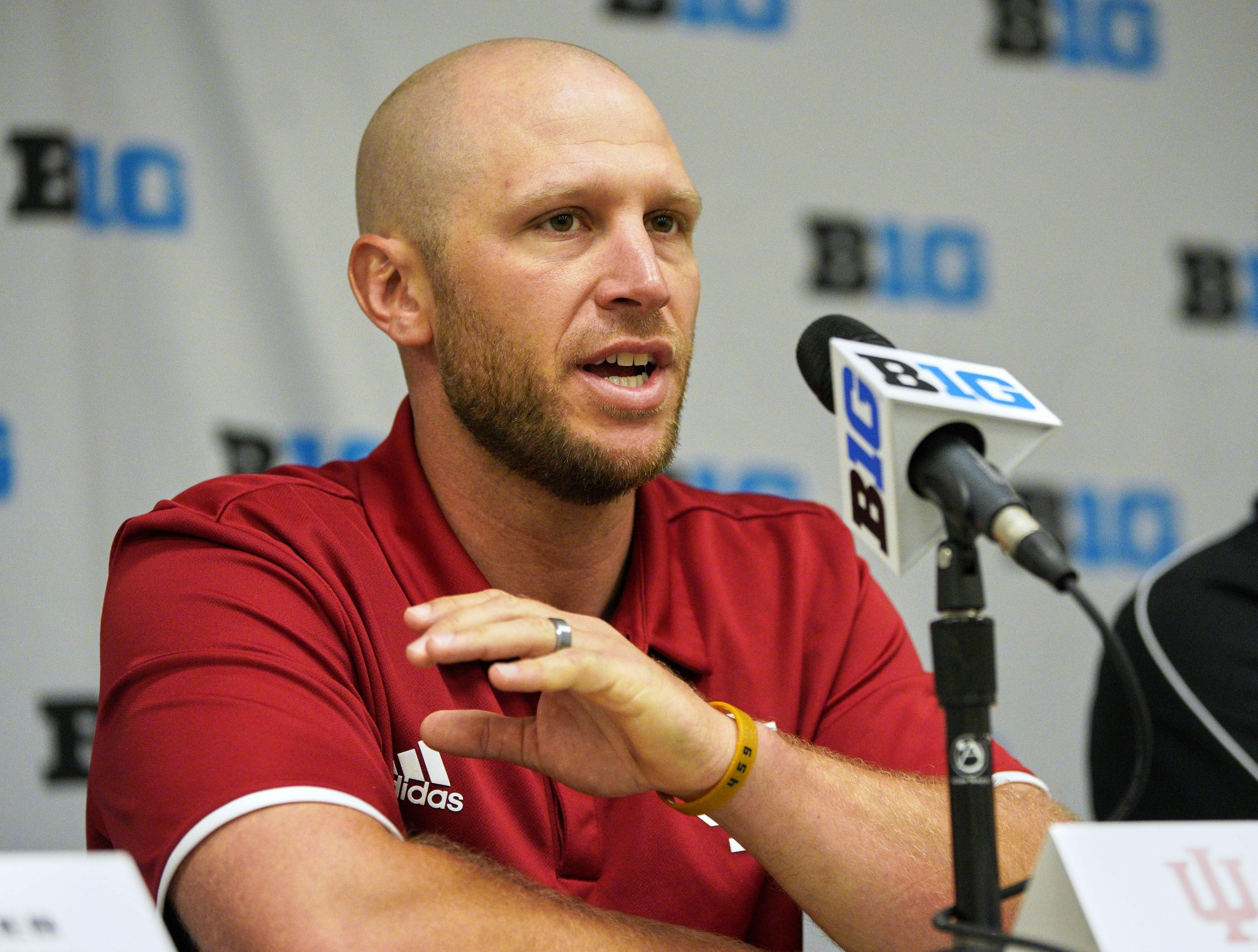 Hoosiers might need more than homers to win B10 tournament