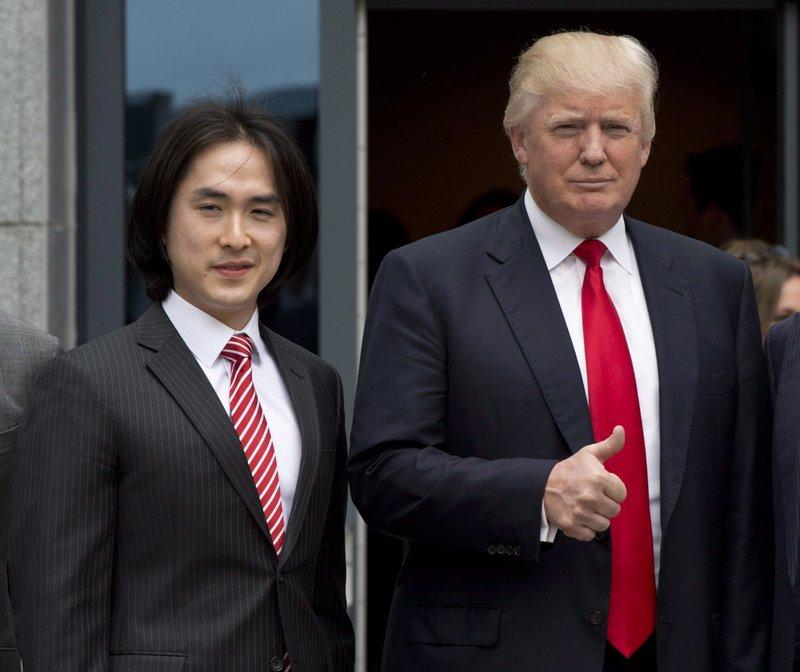 Donald Trump, Tiah Joo Kim