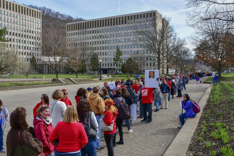 West Virginia Teachers Strike