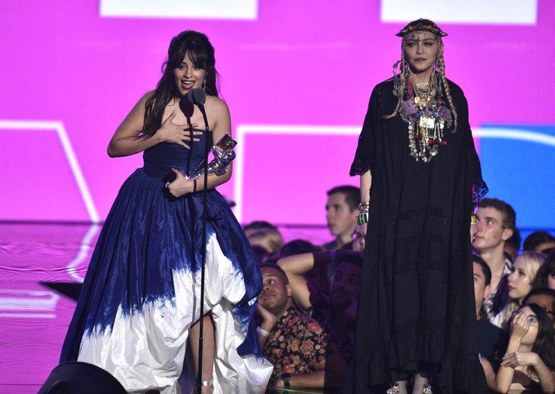 Camila Cabello, Madonna