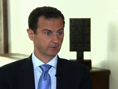 Syrian President: Trump Could Be 'Natural Ally'