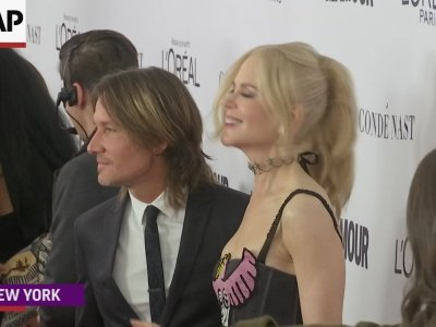 Nicole Kidman, Drew Barrymore, more attend Glamour's big night