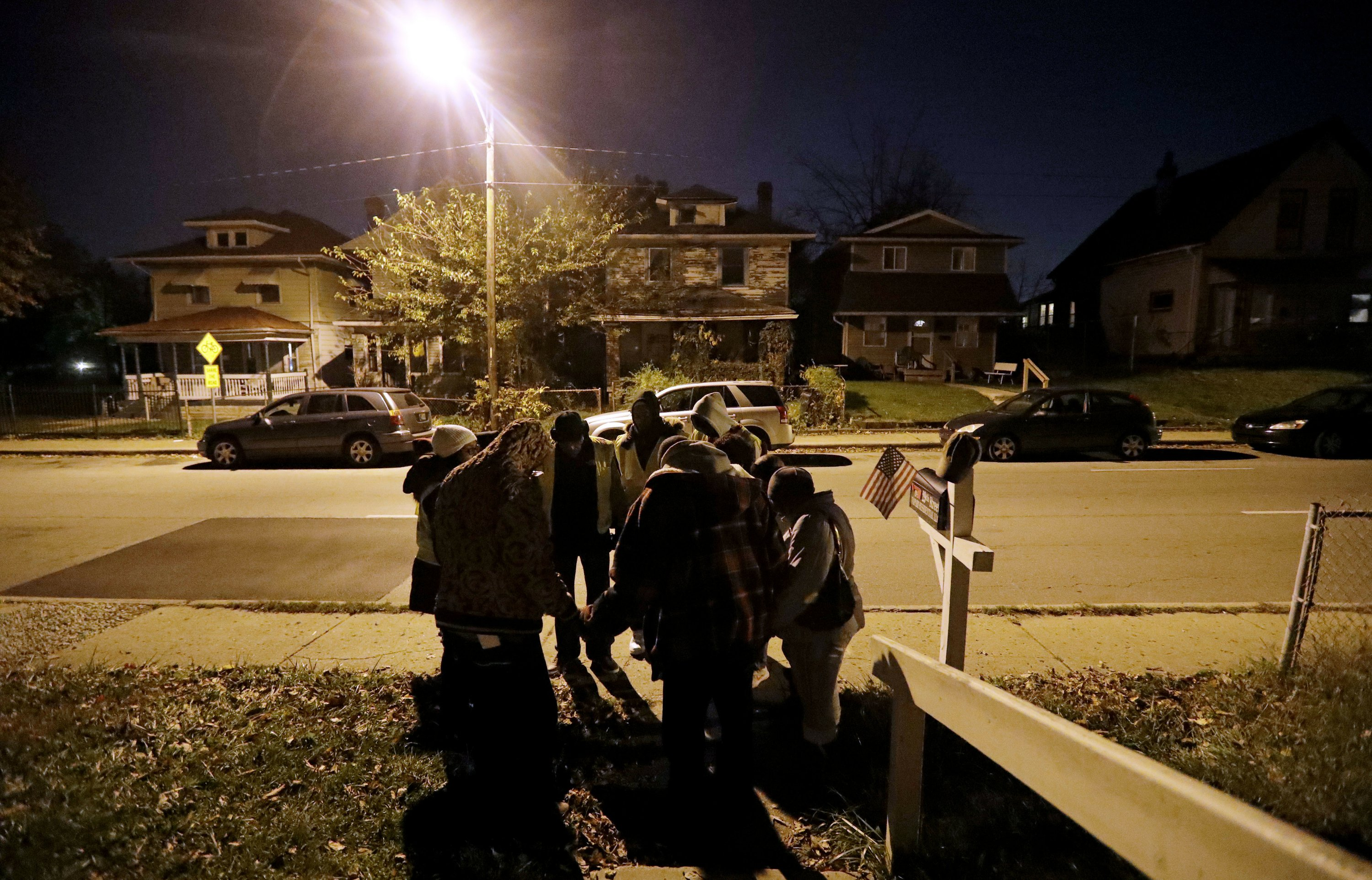 Urban killings rise in clusters as many areas grow safer