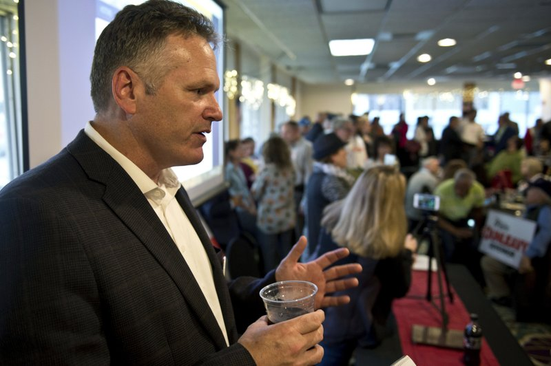 Mike Dunleavy, election day, governor's race