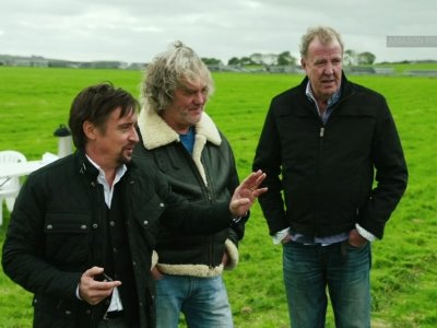 'The Grand Tour' car gurus ponder why we love cars so much, and their show