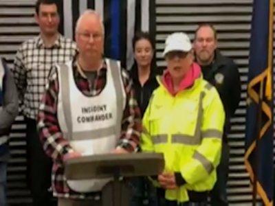 Kodiak Says 'Thanks' on Facebook After Quake