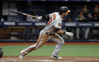 0beb15cdd (AP) — Joey Rickard had four hits and the Baltimore Orioles needed all of  them to beat the Tampa Bay Rays.