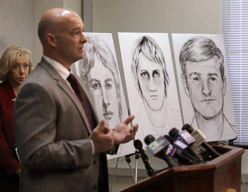 Reward offered in 40-year-old California serial killer case