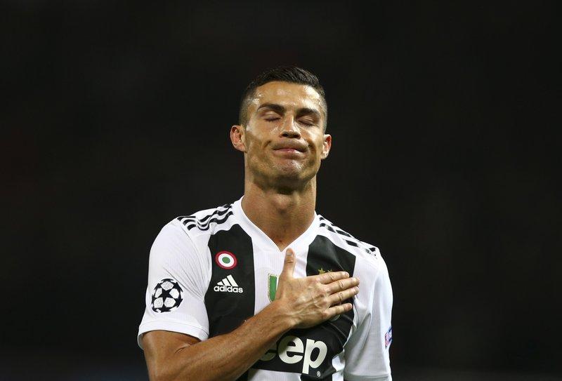 Juventus President Very Calm Over Ronaldo Rape Accusation