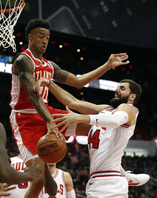 John Collins, Nikola Mirotic