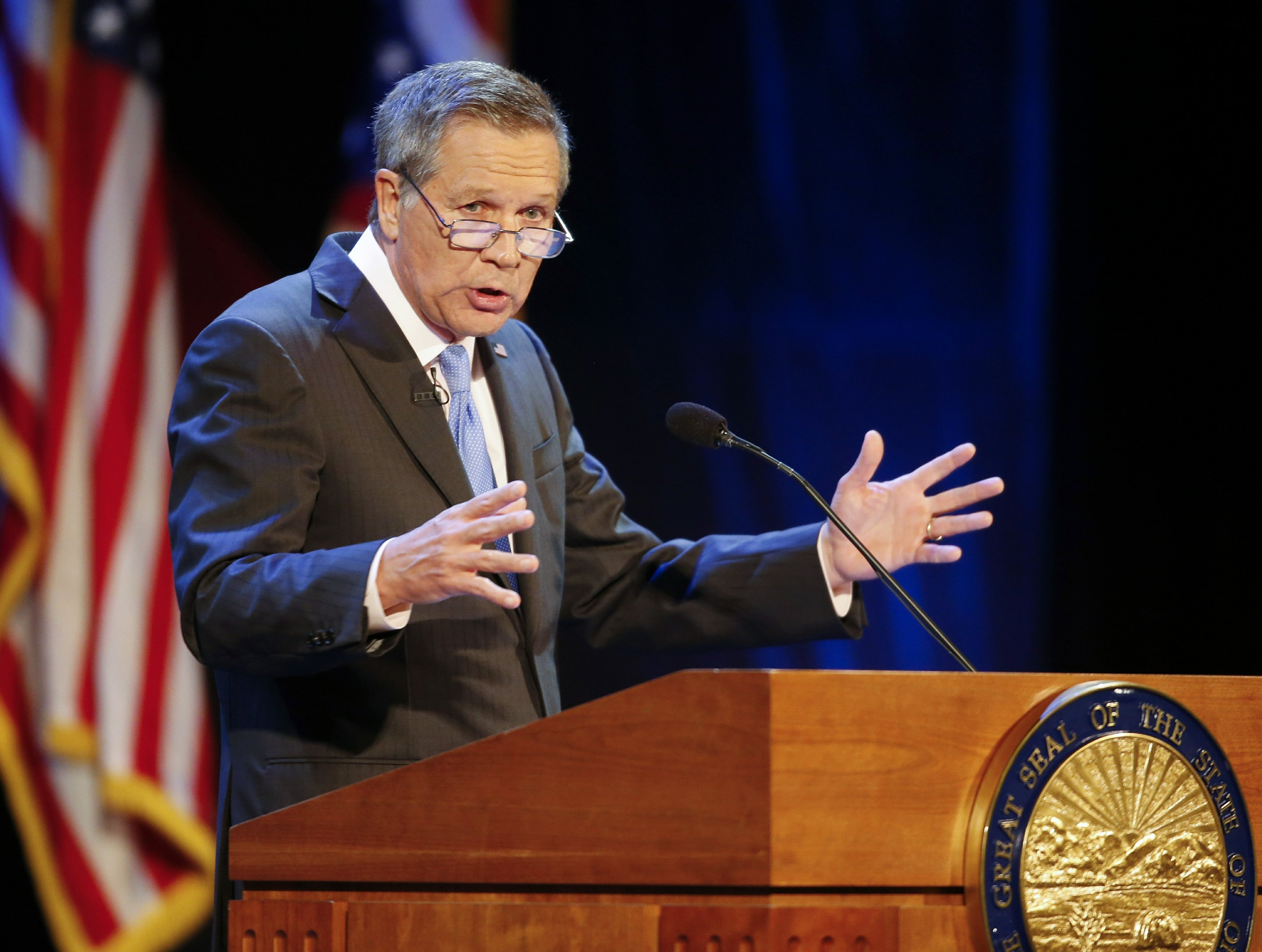 Governors wary of Medicaid cost shift in Senate health bill