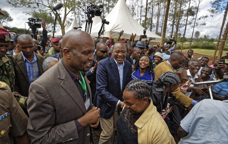 Uhuru Kenyatta