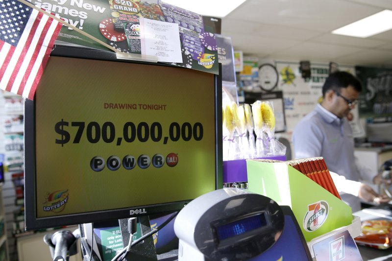 1 Winning Ticket Sold For 758 7m Powerball Jackpot